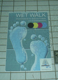 Asphalt Art® CatWalk® / ClearWalk®
